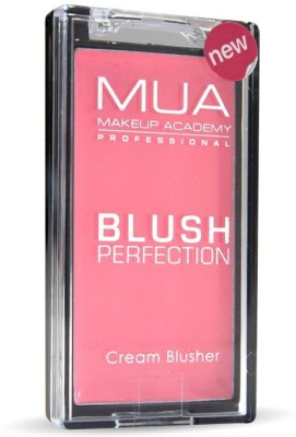 MUA MAKEUP ACADEMY Blush Perfection Cream Blusher