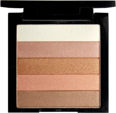 Revlon Highlighting Palette(Bronze Glow - 030)