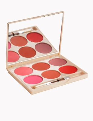 Glamcom 6 in One Professional Color Blush 01