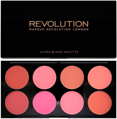 Makeup Revolution London Blush and Contour All about Cream