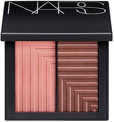NARS Dual-Intensity Blush Fervor (soft pink/coppery rose)
