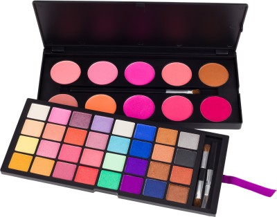 Coastal Scents 42 Color Double Stack Shadow and Blush