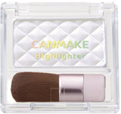 CANMAKE Cheek Color | Highlighter 01 Milky White