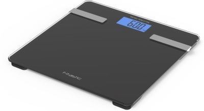 Fitastic W62 BMI 6-in-1 Smart Scale with Bluetooth Wireless Sync BMI Weighing Scale