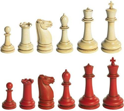 Authentic Models Gr027 Masters Staunton Chess Set Board Game