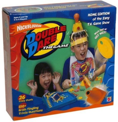 Double Dare the Games Home Edition Board Game