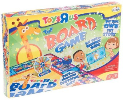 Toys R Us Pavilion The,R, Us Board Game