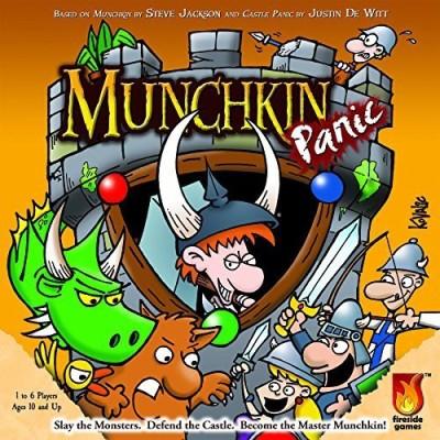 Fireside Games Munchkin Panic Board Game