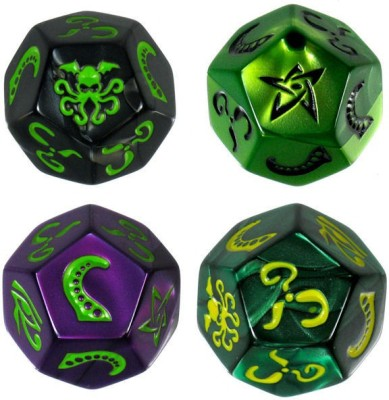 Steve Jackson Games Cthulhu Dice Board Game