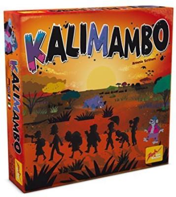 Zoch Verlag Kalimambo Board Game