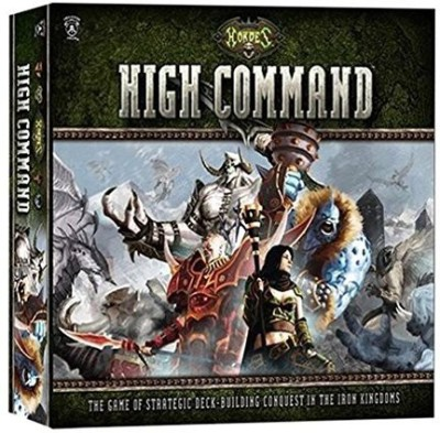 Privateer Press Hordes High Command Board Game