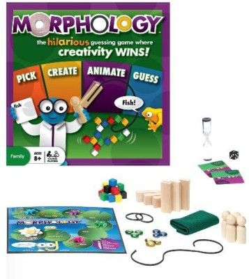 PlaSmart Morphology The Hilarious Guessing Board Game