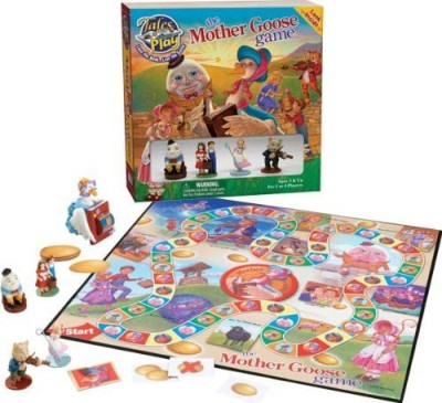 Patch Products Inc. The Mother Goose Board Game
