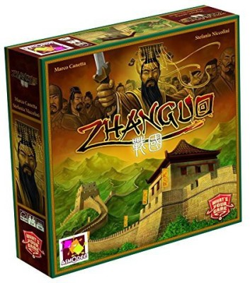 What's Your Game Zhanguo Board Game