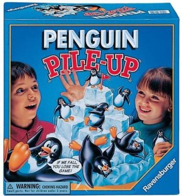 Ravensburger Penguin Pile Up Children,S Board Game