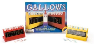 New Entertainment Gallows Board Game