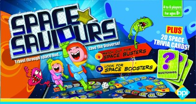 BPI Space Saviours Board Game