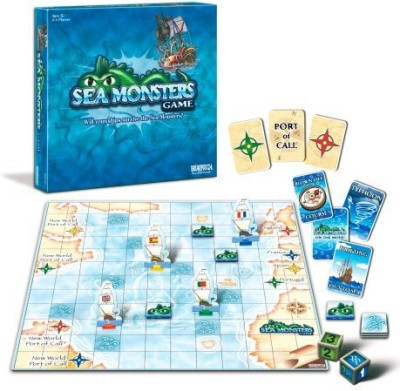 Briarpatch Sea Monster Board Game