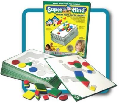 MightyMind Supermind Board Game