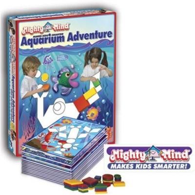 MightyMind Aquarium Adventure Board Game