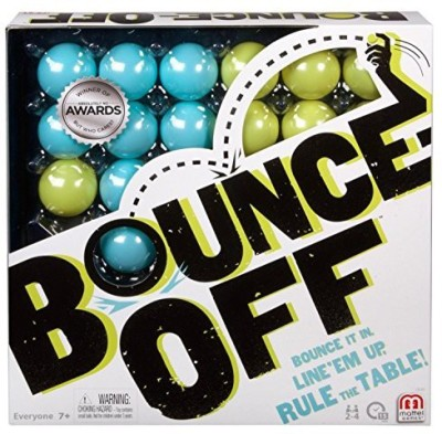 Mattel Bounceoff Board Game