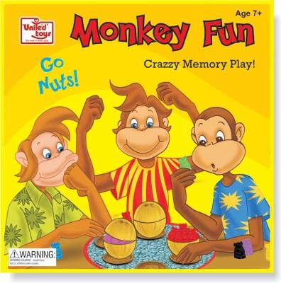 United Toys Monkey Fun Board Game