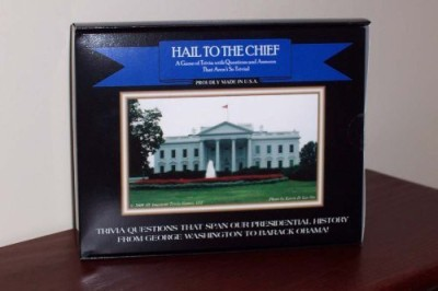 Hail to the Chief A Presidential Trivia Board Game