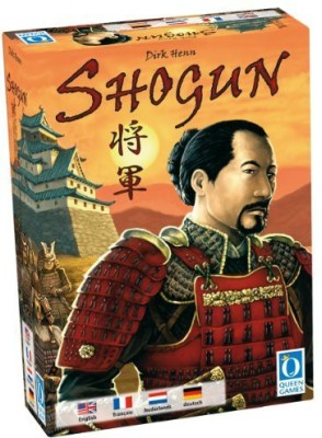 Queen Games Shogun Board Game