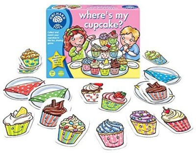 Orchard Toys Where,S My Cupcake? Board Game