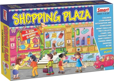 Smart Shopping Plaza Board Game