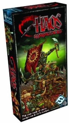 Fantasy Flight Games Chaos Marauders Board Game