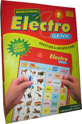 Suraj Toys Electro Genx Board Game