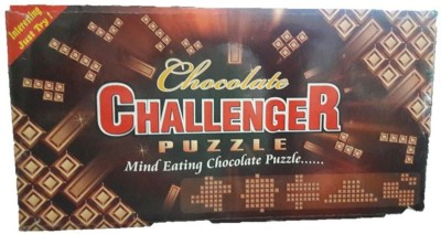 OZ CHOCOLATE CHALLENGER PUZZLE Board Game