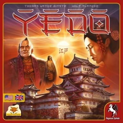 Pegasus Spiele Yedo Board Game