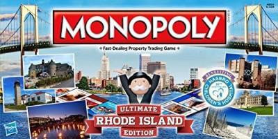 Monopoly Rhode Island Edition Mon988 Board Game