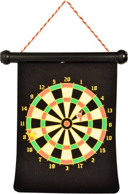 Zest4toyZ Safe Magnetic Dart Board Game
