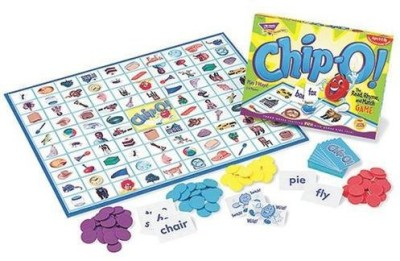 Trend Educational Products Chip O Board Game