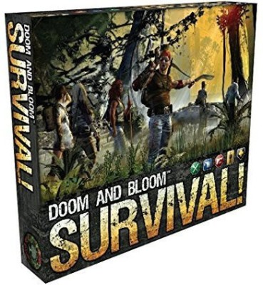 Doom and Bloom Survival Board Game