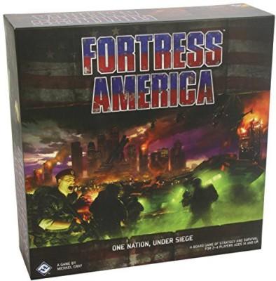 Fantasy Flight Games Fortress America Board Game