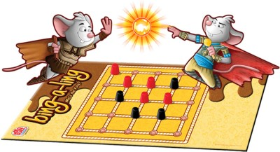 MadRat Games Bling-a-ling Board Game