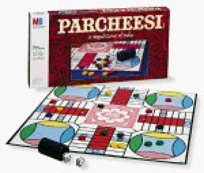 Milton Bradley Parcheesi A Royal Of India 1999 Deluxe Edition Board Game