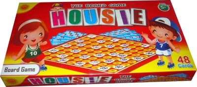 Toyzstation Housie Board Game Board Game