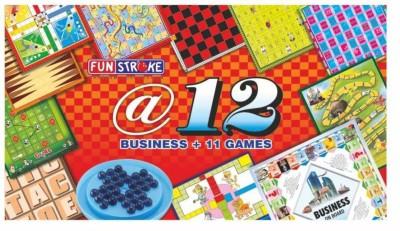 Funstroke @12 Board Game