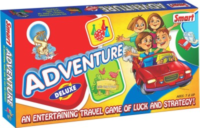 Smart Adventure Deluxe Board Game