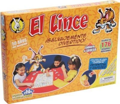 Novedades Montecarlo El Lince Board Game