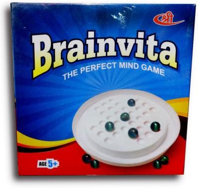 Shree Creations Brainvita Board Game