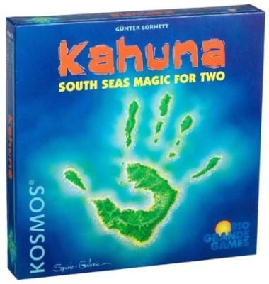 Rio Grande Games Kahuna Board Game