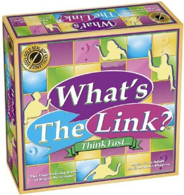 Game Development Group What,S The Link? Board Game