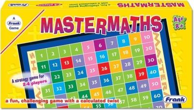 Frank Mastermaths Board Game