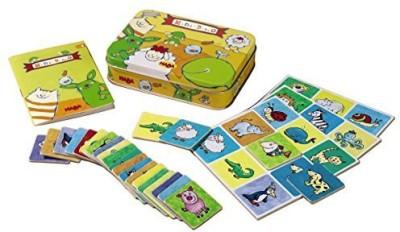 HABA Minibingo Card Board Game